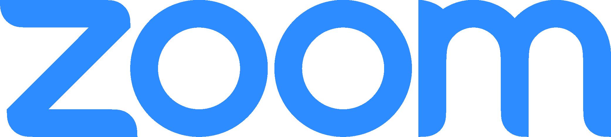 Zoom Logo (PNG e SVG) Download Vetorial Transparente